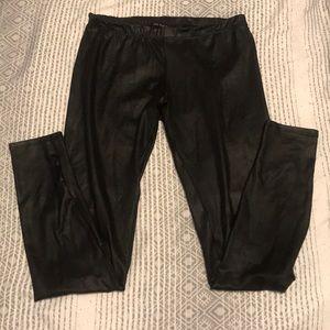 3/$10❣️ faux leather leggings
